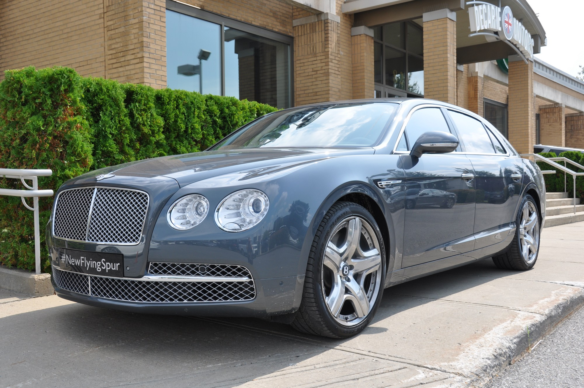 2014 bentley flying spur gone driving. Cars Review. Best American Auto & Cars Review