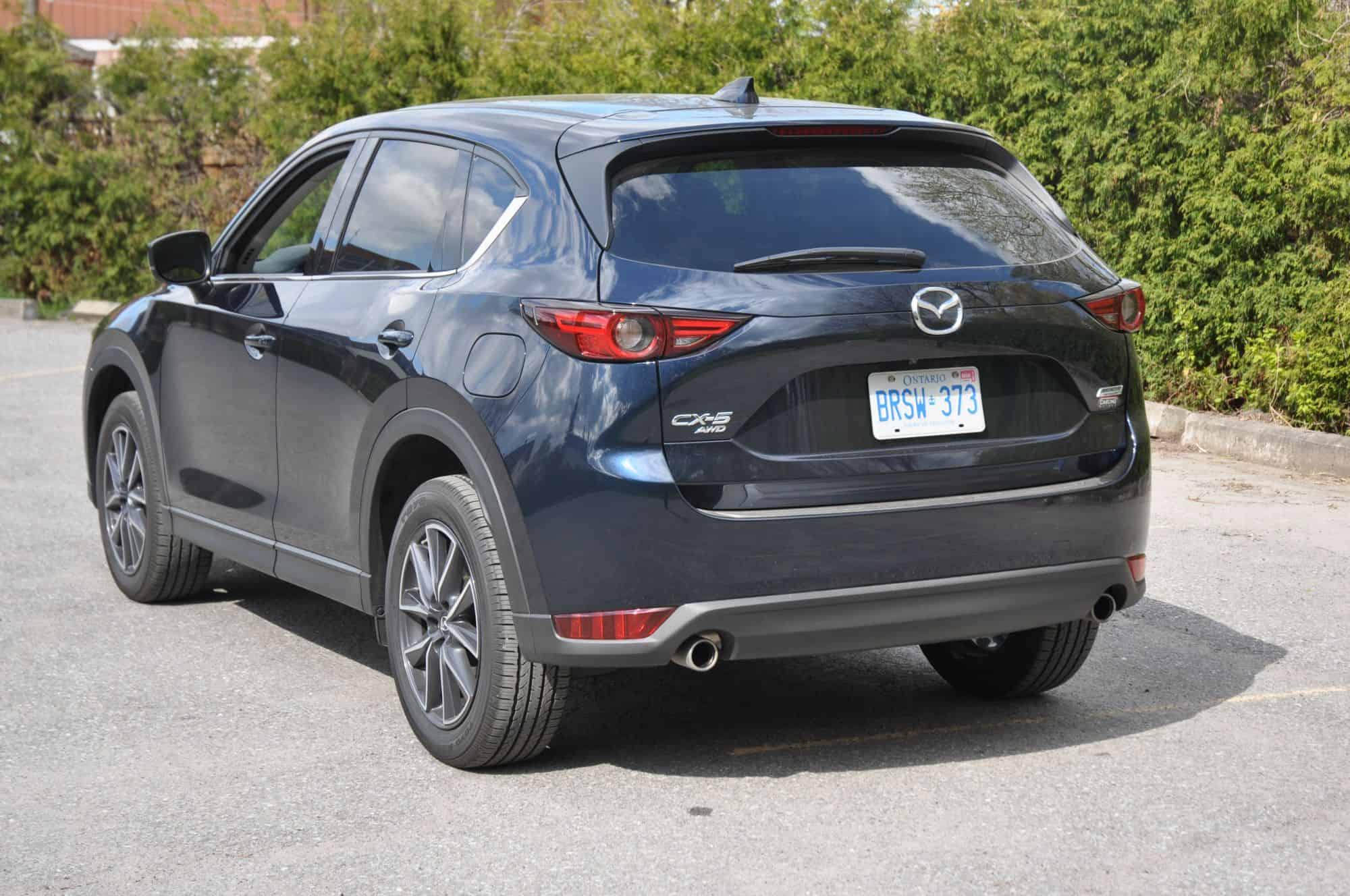 2017 Mazda CX5 – Gone Driving