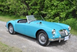 Hi-Gear Engineering MGA Five-Speed Conversion – A Do It