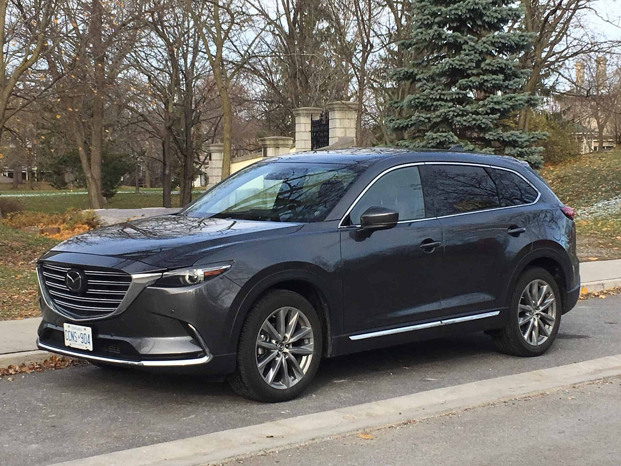2019 Mazda CX-9: All about the experience... - Gone Driving